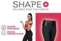 Mallas SHAPE+ Domyos / Domyos ha diseñado para ti las mallas más cómodas y estilizadas con efecto de vientre plano. ¡En línea con tus curvas! Consulta los modelos disponibles: http://bit.ly/16P4s4D