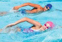 ¡Vuelta a las piscinas! / Nuevas sensaciones, más brazadas, deslizarse por el agua, coordinar respiraciones, desconectar. ¡Vuelve a las piscinas con más ganas que nunca! Disfruta mientras nadas con el mejor material. http://www.decathlon.es/fiesta-del-deporte.html