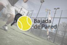 """Blog Pádel """"Bajada de Pared"""" / Consejos deportivos, información, pistas... Todo sobre el pádel: http://blog.padel.decathlon.es/"""