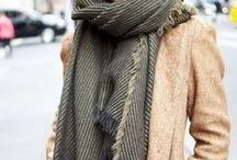the Scarf. / Colorful scarves for the winter, spring, summer and fall.