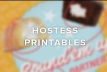 Hostess Printables / Fun, free Hostess printables for creative school lunches or holiday gifts.  / by Hostess Snacks