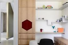 Use of space/ spatial design
