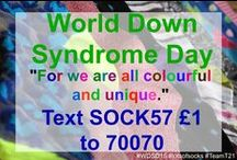 Down Syndrome Charity/Fundraising / Raising funds for the vital research and support that individuals with Down's syndrome need to lead full and independent lives.