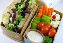 Brown baggin' it! / Lunch ideas / by Kelli Doolittle