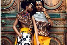 Ankara / My favorite modern African fabrics