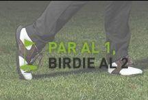 """Blog Golf """"Par al 1, Birdie al 2"""" / El blog de Golf de Decathlon para todos los amantes de este deporte. En nuestro blog vamos a tratar todos los temas de interés de este deporte, consejos, movimientos, material...todo lo que un golfista necesita para disfrutar y seguir progresando.  http://blog.golf.decathlon.es/"""