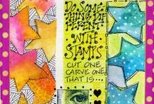 DOCUMENTED LIFE PROJECT / Art Journaling / by Carolyn Avellone