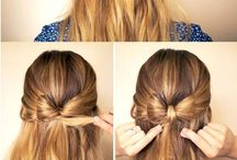 Girly Girl / Hair styles / by Kelli Doolittle