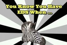 Ehlers-Danlos syndrome / Zebra is the mascot for Ehlers Danlos syndrome and the theme through out my Pinterest boards. On this board you can find pins about EDS. Feel free to PIN as much as you want!