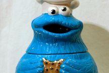 Cookie Monster / Cookie Recipes  / by Kelli Doolittle