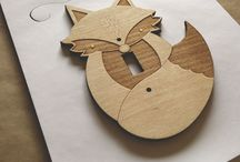 Wood Laser Cutting / Wood and leather laser cut inspiration. Includes some of my work from CreativeRoute.com.
