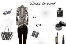 Zebra to wear / Zebra is the mascot for Ehlers Danlos syndrome and the theme through out my Pinterest boards. On this board you can find clothes, shoes and accessories with zebras or zebra print. Feel free to PIN as much as you want!