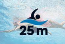 """Blog natación """"25 m"""" / En nuestro blog de natación vamos a tratar todos los temas de interés de este deporte, consejos, ejercicios, material... ¡Al agua patos!"""
