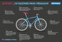 Infografías del Deporte / Tablero destinado a infografías con información útil para todos aquellos amantes del deporte.