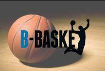 """Blog Baloncesto """"B-Basket"""" / Tablero dedicado a los amantes del baloncesto: consejos, formación, etc. http://blog.baloncesto.decathlon.es/"""
