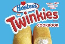 85th Anniversary Twinkies Cookbook / The new 85th Anniversary Twinkies Cookbook is available now! Check out some of the deliciously crazy recipes here! / by Hostess Snacks