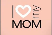 Mom's things