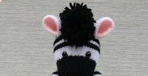 Knitting others / Zebra is the mascot for Ehlers Danlos syndrome and the theme through out my Pinterest boards. On this board you can find all knitting stuff but socks. Feel free to PIN as much as you want!