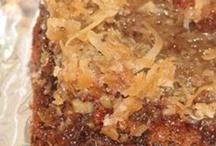 Recipes / by Paula Posey