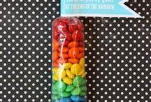 Leprechauns & Rainbows / by Robyn Fox