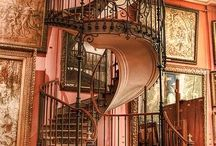 Stairways Inside & Out