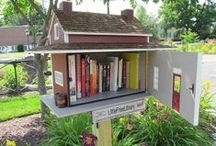 Lil Library, Take One, Leave One! / by Patty Collins Martin