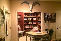 Booking It! / Bookcases and storage/display ideas for home & office