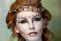 Character Makeup / Makeup and hair inspirations for Renaissance Faire characters / by Texarkana Renaissance Faire