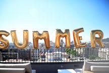 * Summer time * / by Monica Willstatter