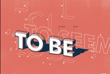Typography / by Albert Yih