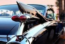 Cadillac  / by Adam Lang