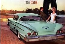 Chevrolet 1958 / by Adam Lang