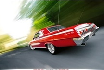 Chevrolet 1961 to 1962 / by Adam Lang