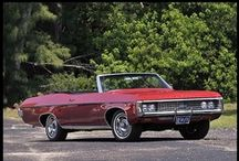 Chevrolet 1969 to 1970 / by Adam Lang