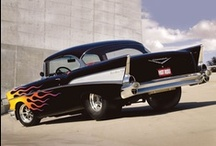 Chevrolet 1955 to 1957 / by Adam Lang