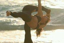 yoga / by Elise Nicole K