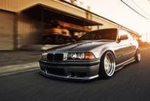 BMW / by Adam Lang
