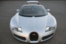 Bugatti / by Adam Lang