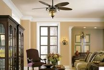 Lighting Fixtures: Fans / by Progress Lighting