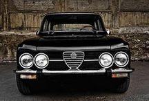 Alfa Romeo / by Adam Lang