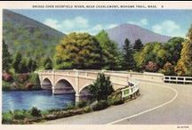 Vintage New England / New England scenes from the days of yore