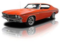 Chevrolet A-Body 1968 to 1969 / by Adam Lang