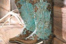 Cowboy Boots  / No girl can ever have enough Cowboy boots!