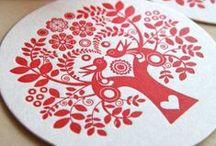 Folk Art Inspired / Things inspired by classic folk art
