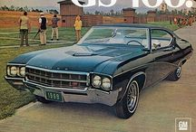 Buick A-Body 1968 to 1969 / by Adam Lang