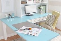 Office / Office space ideas to make my home office the best place in the house.