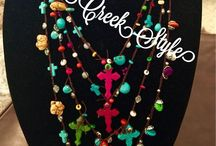Jewelry from PineCreekStyle / Hand made jewelry from The CattleQueen & PineCreekStyle ...Holy Crap..,you've got style !