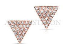 Triangle Trend / Triangles are always trending! / by Anne Sisteron Fine Jewelry