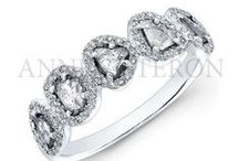 Bridal Bliss / Shine Bright On Your Wedding Day! / by Anne Sisteron Fine Jewelry