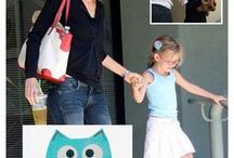 Celebrity Kids // Wearing Moo G Clips / See which celebrity babies and kids are wearing Moo G Clips